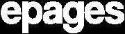 epages Logo white